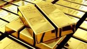 Золото упало до минимума за пять с половиной лет